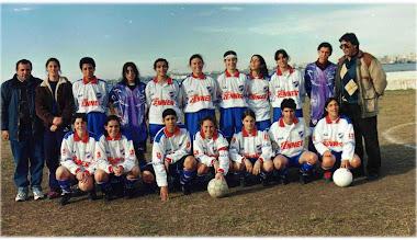 Campeonas Uruguayas  2OOO