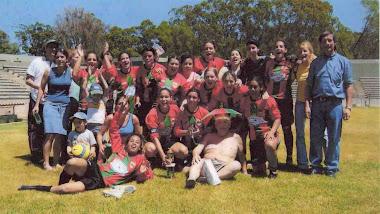 Campeonas Uruguayas 2006