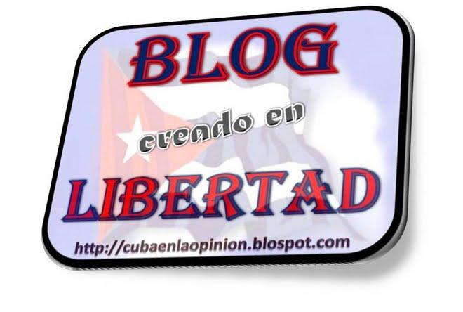 Blog Creado en Libertad - Postulación