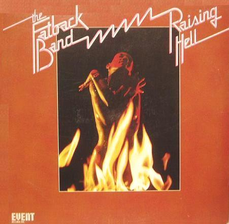 The Fatback Band Raising Hell