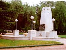 Fuente de los Ingleses en Plaza Rivadavia (Bahía Blanca)