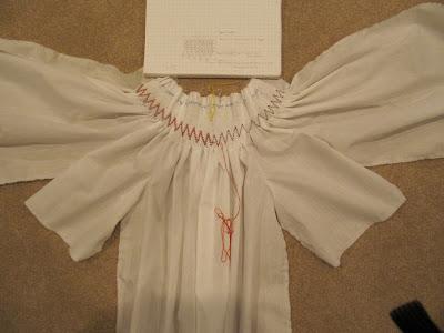 Bishop #3 - Bishop Smocked Dresses - Chadwick Heirlooms - Sewing