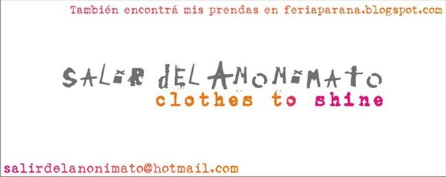 Salir del Anonimato Diseño Independiente