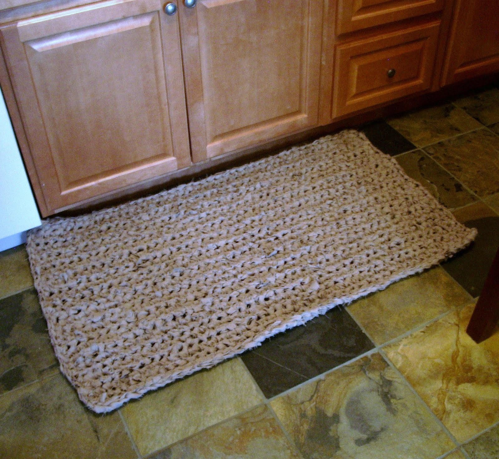 A Load Of Craft: Tutorial: How To Make A Rag Rug