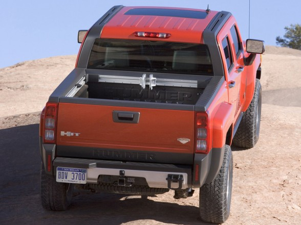 2010 Hummer H3t Alpha. Hummer H3T Alpha Review Cars