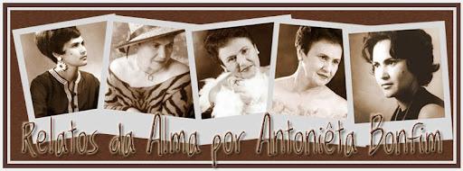Relatos da Alma de Antoniêta Bonfim de Andrade