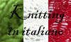 Italian knitting group on Ravelry
