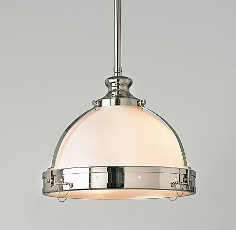 pendant lighting restoration hardware clemson classic