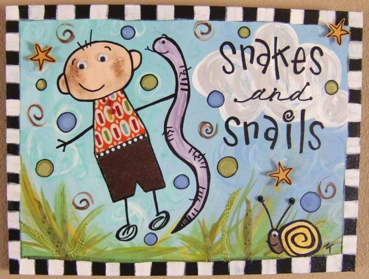 Snakes and Snails