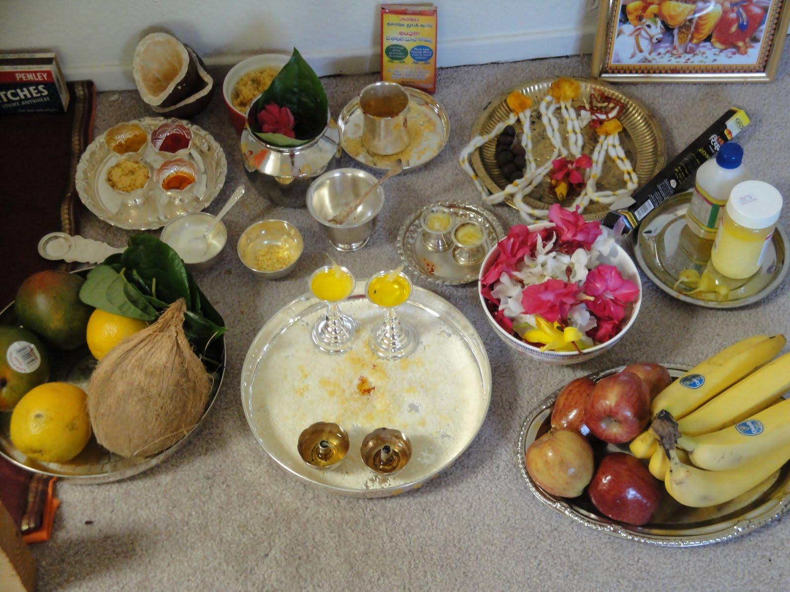 Food music and beyond aug10 2010 bhimana amavase for Annaprasana decoration