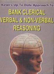 Bank Clerical Verbal & Non-Verbal Reasoning