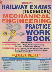Railway Exam Technical (Mechanical)