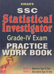 Staff Selection Commission Statistical Investigator Grade IV Exam