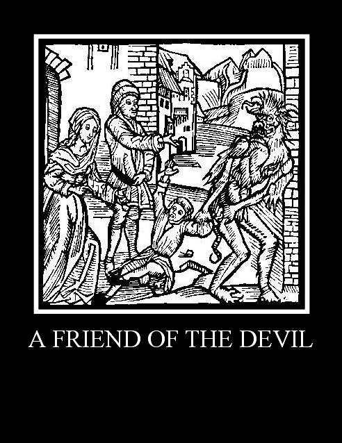 A FRIEND OF THE DEVIL