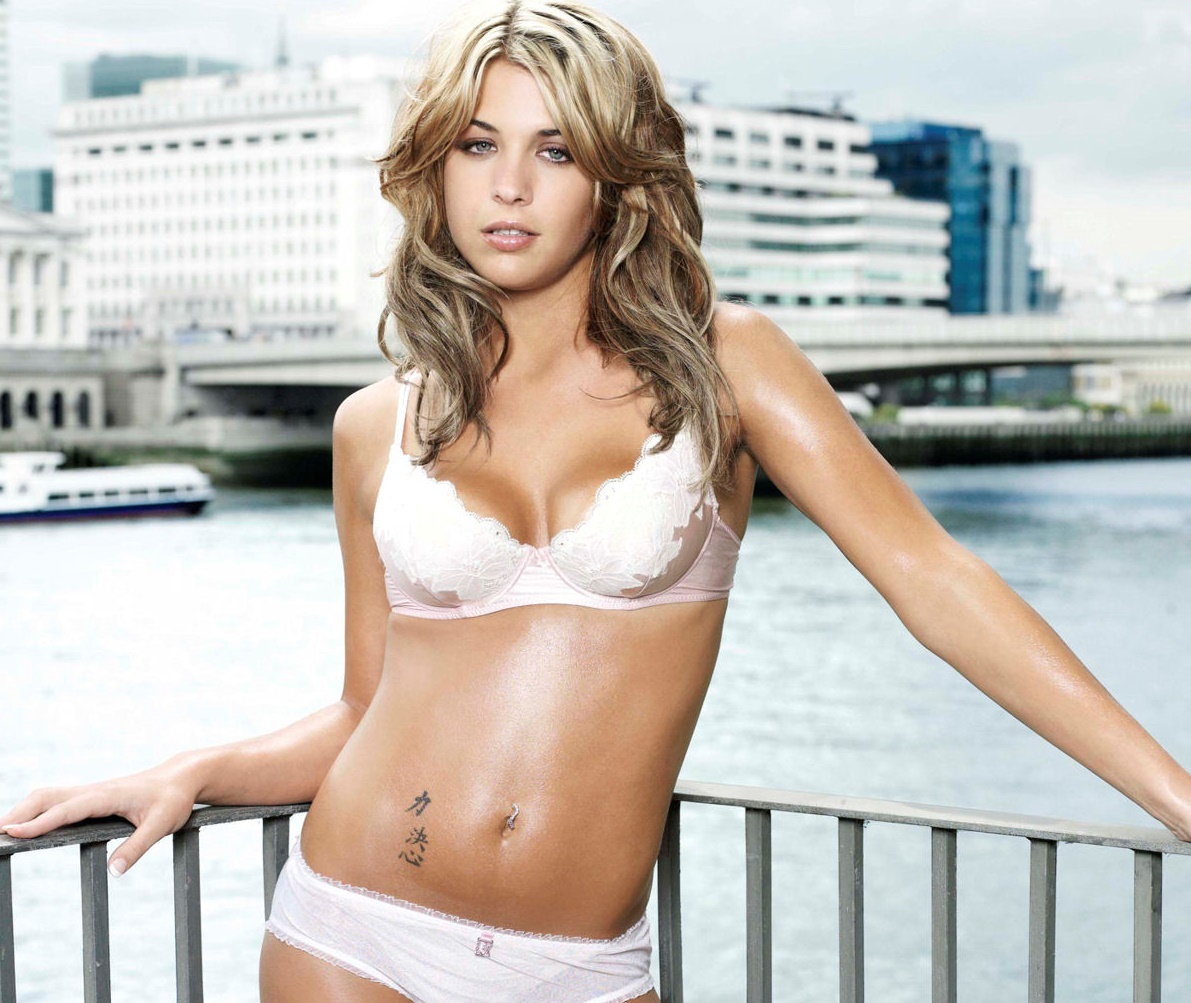 Gemma Atkinson Sexy Picture