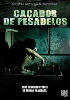 Filme Poster Caçador de Pesadelos DVDRip RMVB Dublado