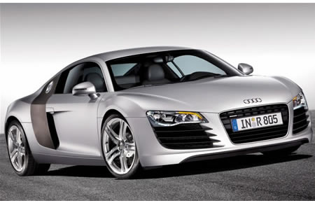 Sport Cars on Autoworld  Audi Sports Car R8