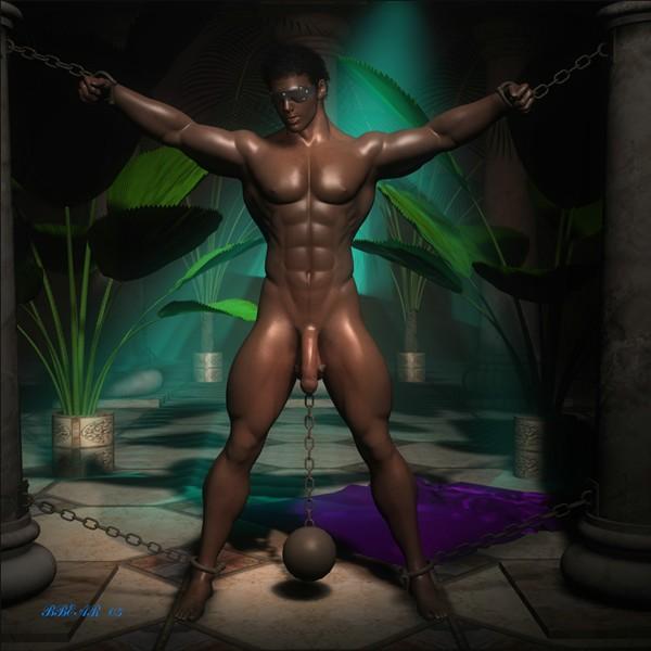 3D Gay Art by BlondBear
