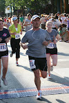Finish of CherryFest 5k