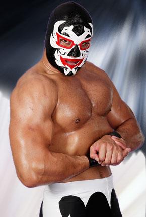 The Master Blazter llega a WWF  DOS+CARAS