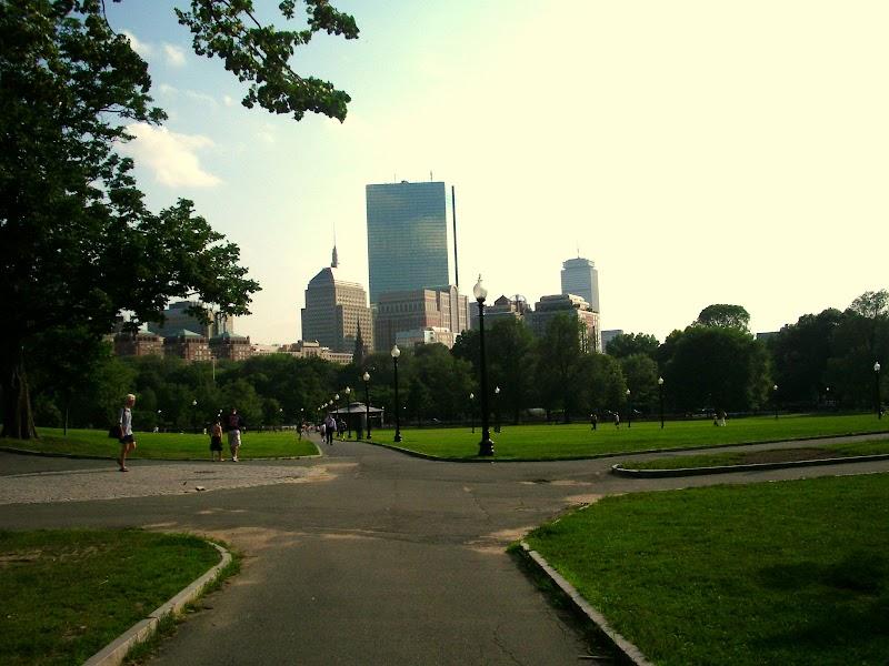 BOSTON. SUMMER 2008