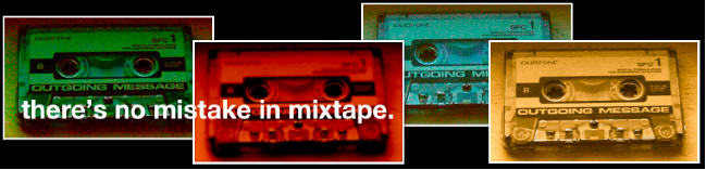 No Mistake in Mixtape