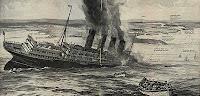 Doomed Lusitania