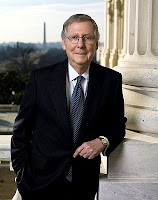Official photo of United States Senator and Minority Leader Mitch McConnell (R-KY)