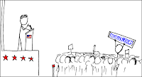 XKCD Wikipedian protester