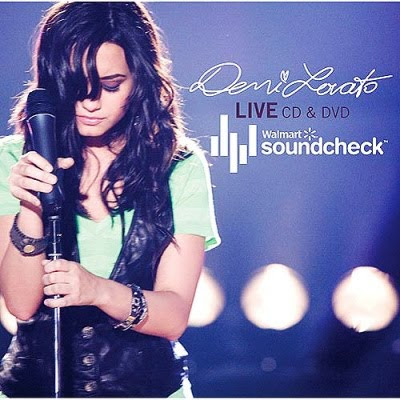 Demi Lovato - Walmart Soundcheck [2009]