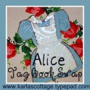 Alice Tag Book Swap 03/10