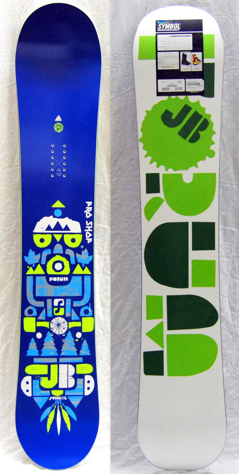 Wsps Closeout Snowboards 1118