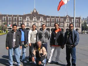 Plaza Mayor de Toluca