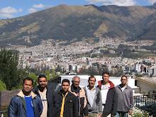 Vista de Quito