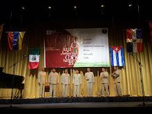 Concierto en el Teatro Mérida