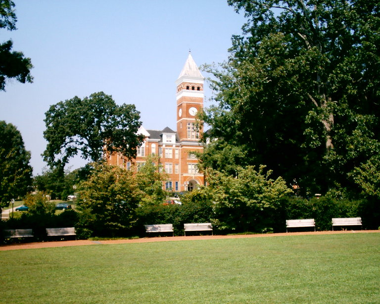 Clemson is the Best: Clemson University - Campus Photos