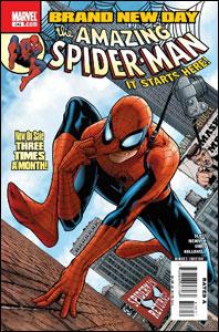 Bem dizia a músiquinha: Homem-Aranha, nunca bate, só apanha... da prórpia Marvel