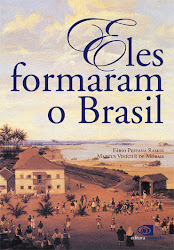 Vale a pena conhecer, uma obra que conta como o Brasil foi formado, disponivel nas livrarias.
