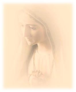 Imagem de Nossa Senhora de Fátima (Tirada da net)