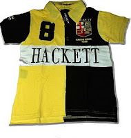 HACKETT  Yellow No. 8