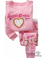 Baby GAP Pyjamas (Sugar Cookie)