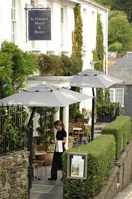 St. Petroc's Bistro, Padstow