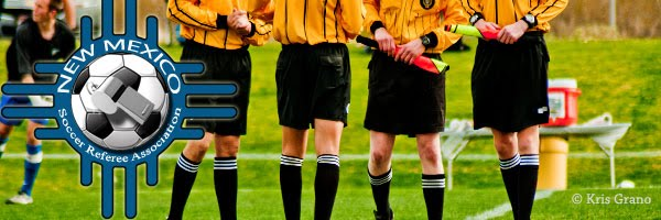 NM Soccer Referees