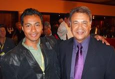 PROF. ALBERTO ANAYA Y EMILIO ROJAS MADERO