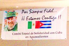 """27 Y 28 FEBRERO 2008 """"CCM PRESENTE EN EL ENCUENTRO MEXICO CUBA"""""""