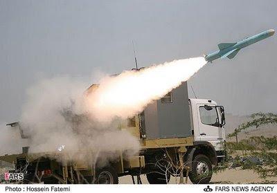 الصاروخ الصينى C-802 - Yingji Kowsar+missiles