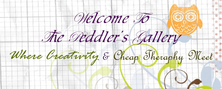 Welcome to The Peddler's Gallery