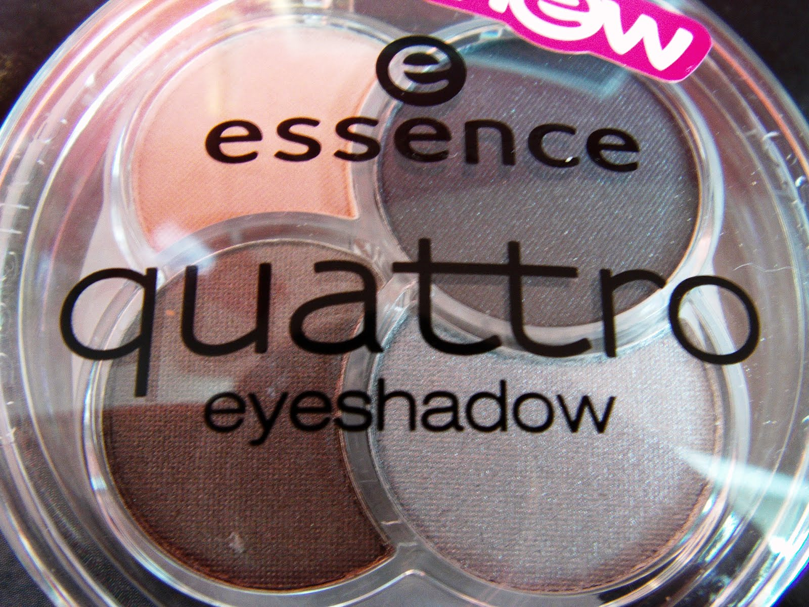 All About Nails Essence Quattro Eyeshadow CHIC IFY