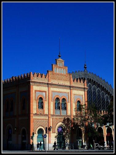 Antigua Estación de Trenes de Sevilla