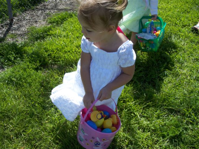 Maddy - Easter 2010